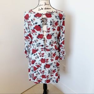 American Eagle Outfitters Dresses - American Eagle Floral Print mini dress